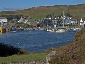 Whisky and waves: the future of Scottish isle's power?